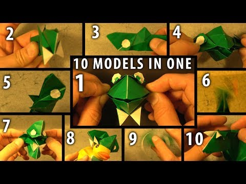 10 Models in One! ft. Kermit the Frog