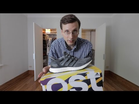 adidas Ultra Boost Collection + Shoe Closet Tour