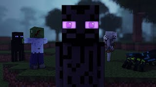 ENDERMAN LIFE 3   A New Step - Minecraft Animation (Part 3)