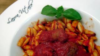 Italian Sunday Sauce - Recipe by Laura Vitale - Laura in the Kitchen Episode 164