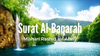 Surat Al-Baqarah - Mishari Rashid al-`Afasy