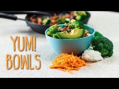 Rice Yum Bowl | Vegetarian Recipe | Sunwarrior