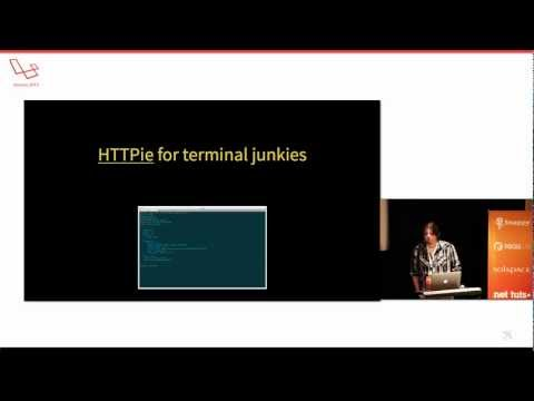 Aaron Kuzemchak - Simple API Development With Laravel