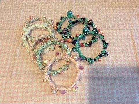 Shabby Boho Bracelets