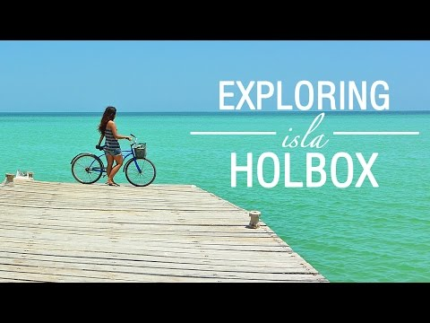 Exploring the BEAUTY of ISLA HOLBOX