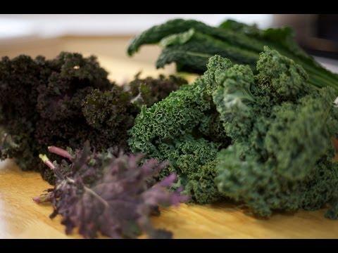 When Is It Ripe? Kale
