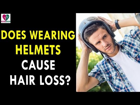 Does Wearing Helmets Cause Hair Loss - FilmyGuyz