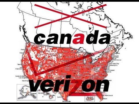 Verizon in Canada - Debate