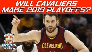 How Many Games WIll 2019 Cavaliers Win ? | Hoops N Brews