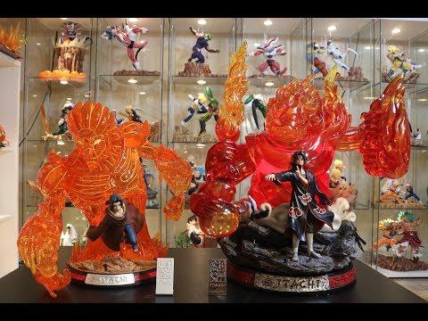 Naruto, LSeven Studio Itachi Uchiha Susano Resin Statue Unboxing.