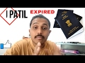 PASSPORT EXPIRED! HOW TO REISSUE/RENEW PASSPORT ONLINE?? (HINDI 2017)