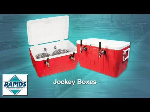 Cold Plate Coolers vs Coil Coolers | Rapids Jockey Boxes Tutorial