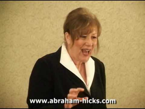 Abraham:  FROM GRIEF TO JOY - Esther & Jerry Hicks