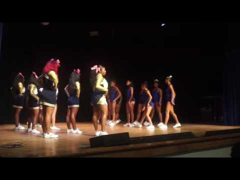 Lady Knights Vs. Paul Pirates: Epic Cheer Battle!