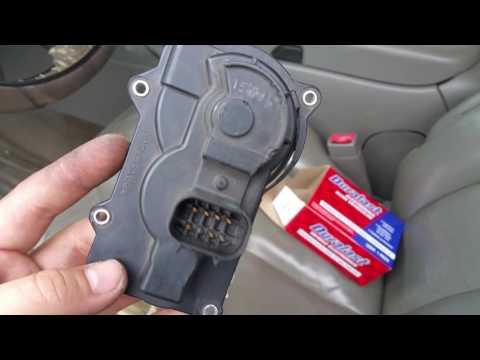 2003 chevy silverado 1500 z71 4x4. Engine power reduced message.