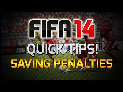 FIFA 14 | Useful Saving Penalties Tips - Quick Tip #7