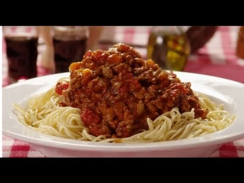 How to Make Meaty Spaghetti Sauce | Pasta Recipe | Allrecipes.com