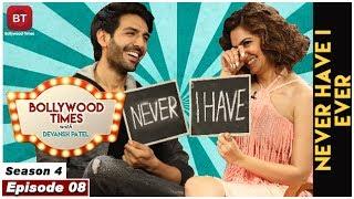 Kartik Aaryan & Kriti Kharbanda talk Guest Iin London - Never Have I Ever - Season 4 Episode 08