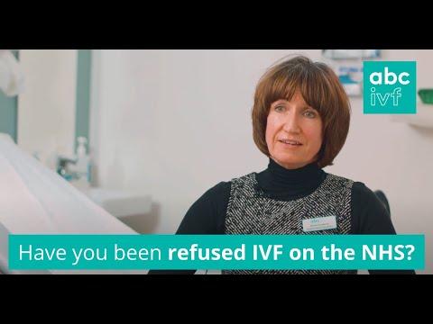 Have You Been Refused IVF On The NHS?