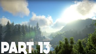 ARK: Survival Evolved Gameplay E30 - How to Build a Quetzal Catcher