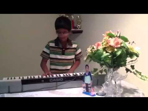 Aakasam Enatidho (Gum sum Gum)  By Online Student Vikram Chandra Narra