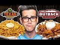 Texas Roadhouse Vs Outback Steakhouse Taste Test FOOD FEUDS