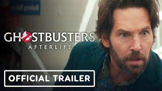 Ghostbusters: Afterlife - Official Trailer (2021) Paul Rudd, McKenna Grace, Finn Wolfhard