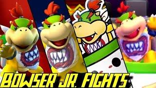 Evolution of Bowser Jr. Battles (2002-2016)
