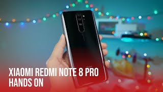 Xiaomi Redmi Note 8 Pro | Hands On