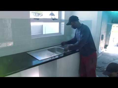 How to Install a Granite Counter Top