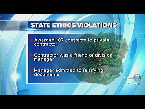 Lawmakers grill state officials after ethics violations on Kauai