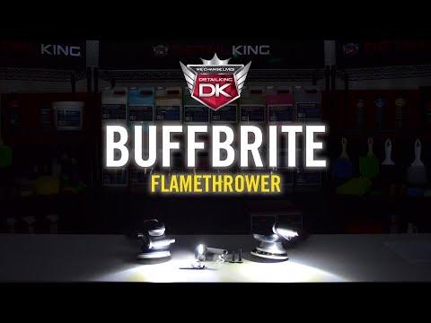 BuffBrite Flamethrower LED Buffing Light - Detail King