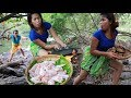 Download  Survival Skills Food / Yummy Cooking Chicken Wing   Eating Delicious  MP3,3GP,MP4