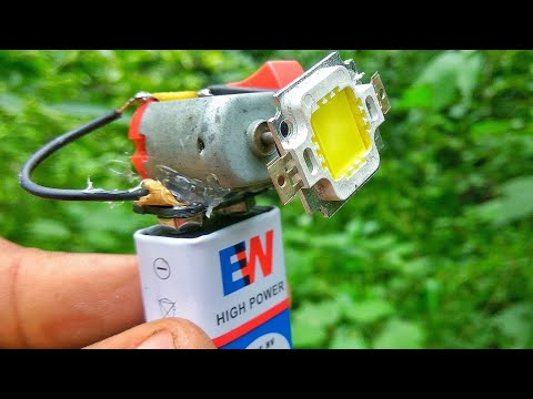 3 amazing ideas with DC motor   simple idea for dc motor