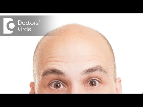 What are myths associated with male pattern baldness?-Dr. Sravya Tipirneni