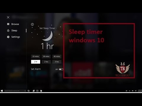 Sleep timer windows 10 (Shutdown automatic Shut timer Windows 10)