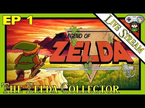 The Legend Of Zelda - NES - (+ Nintendo eShop Gift Card Giveaway)