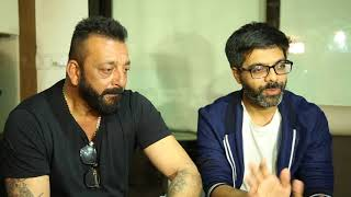 Sanjay Dutt Records A Special Song For Bhoomi