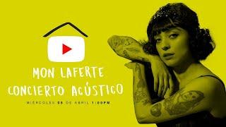 Mon Laferte - En Vivo #QuédateEnCasa #Conmigo