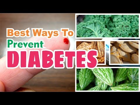 Prevent Diabetes With These Nutritious Foods