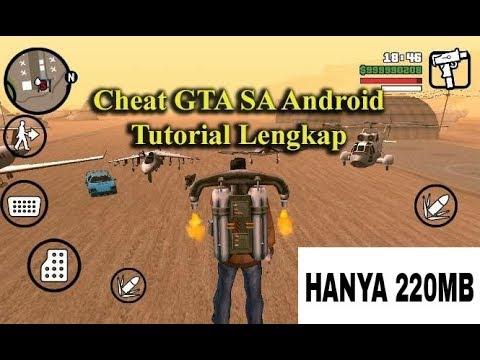 Cara Mudah Install  GTA SAN ANDREAS MOD All GPU (RAM 512)