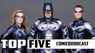 Download Top 5 Most Disappointing/Worst Comic Book Movies Video