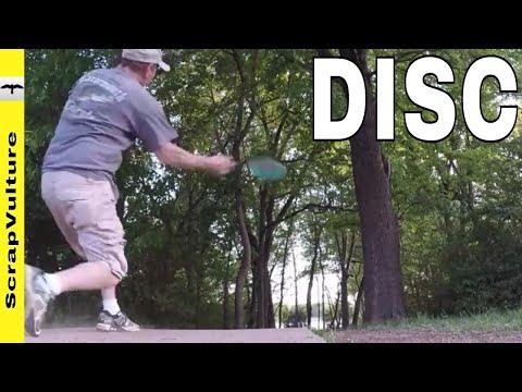 Cool DISC GOLF Course - OZARKS Style, Lake Fayetteville Arkansas