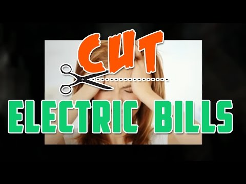 How To Cut Your Electric Bills