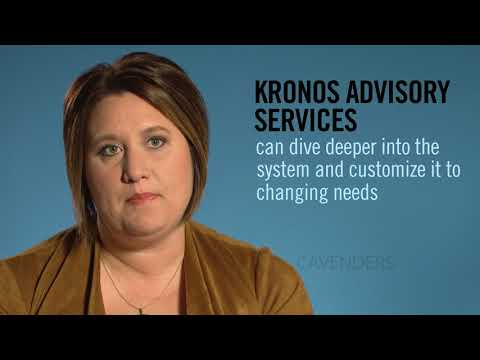 Benefits of Engaging With Kronos Advisory Services