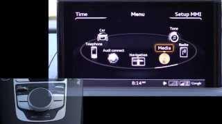Audi A3 8V Navigation Plus 3G Plus VIM Video in Motion   Daikhlo