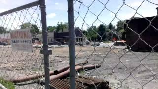 Chic n Shabby Building is Gone in Garrettsville