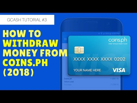 How to load Gcash using Coins.ph