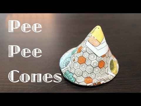 Pee Pee Cones