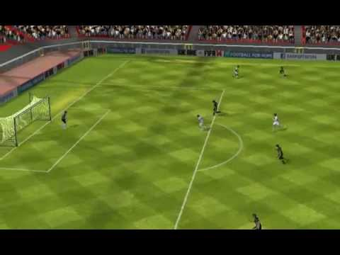 FIFA 14 Android - MESSI'S 11 VS FALCAO'S 11